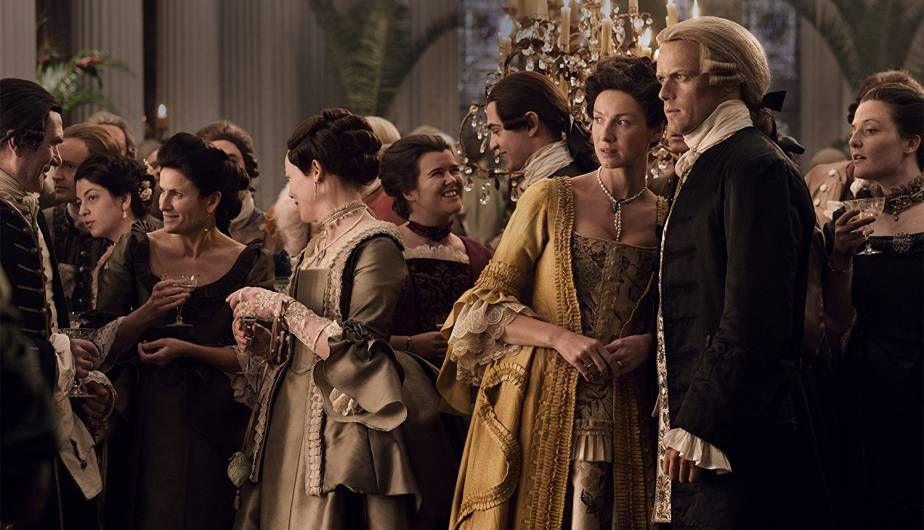 Outlander 3x12 En Vivo Online Dónde Y A Qué Hora Ver Episodio 12 De Temporada 3 Outlander Trajes Outlander Temporada 3
