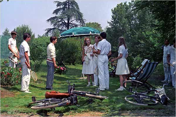 Le Jardin des Finzi-Contini (1971) - Merci OP