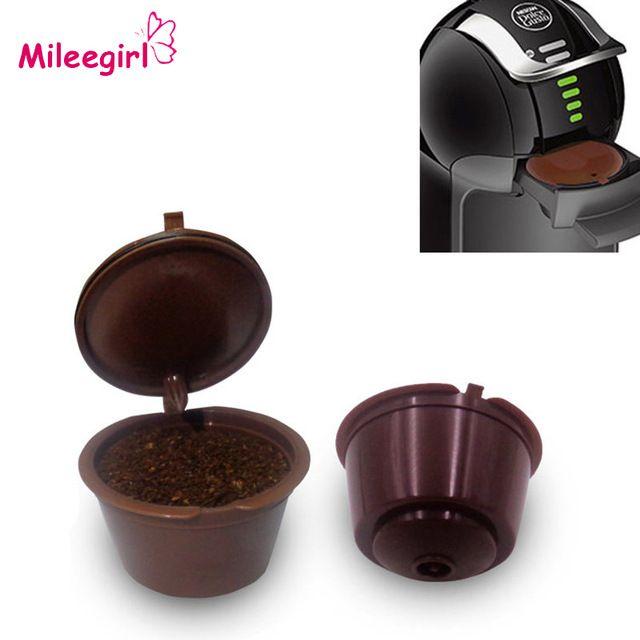 3 Unids Lote Dolce Gusto Cafe Capsula Reutilizable Compatibles