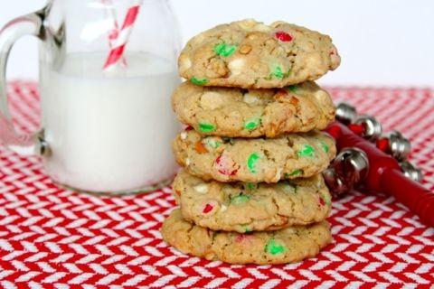 Sleigh Mix Cookies