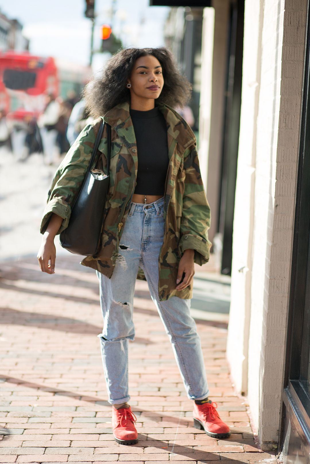 STRTJournal Washington DC StreetStyle