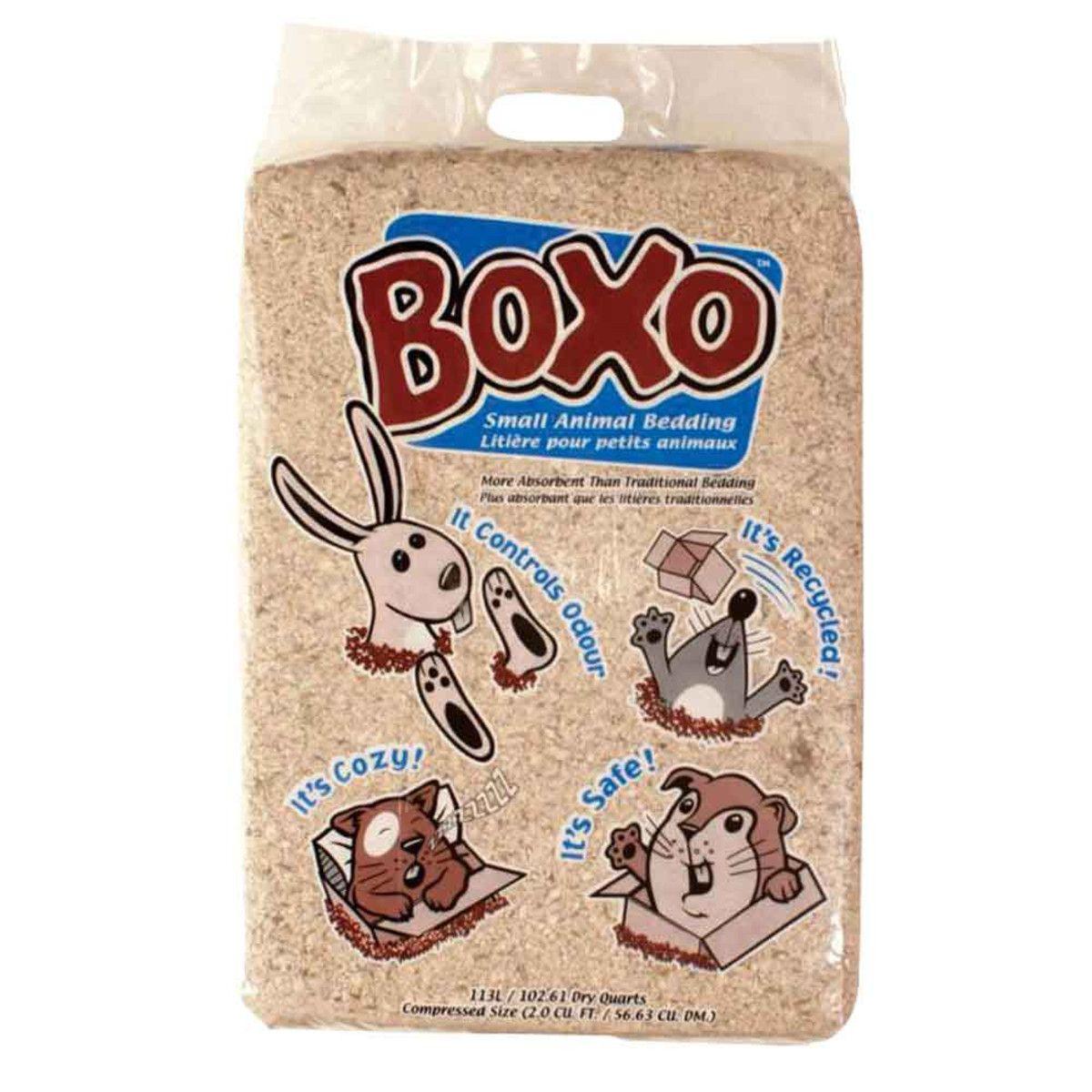 Boxo Small Animal Bedding 184 L Small Pets Small Animal Bedding Animals