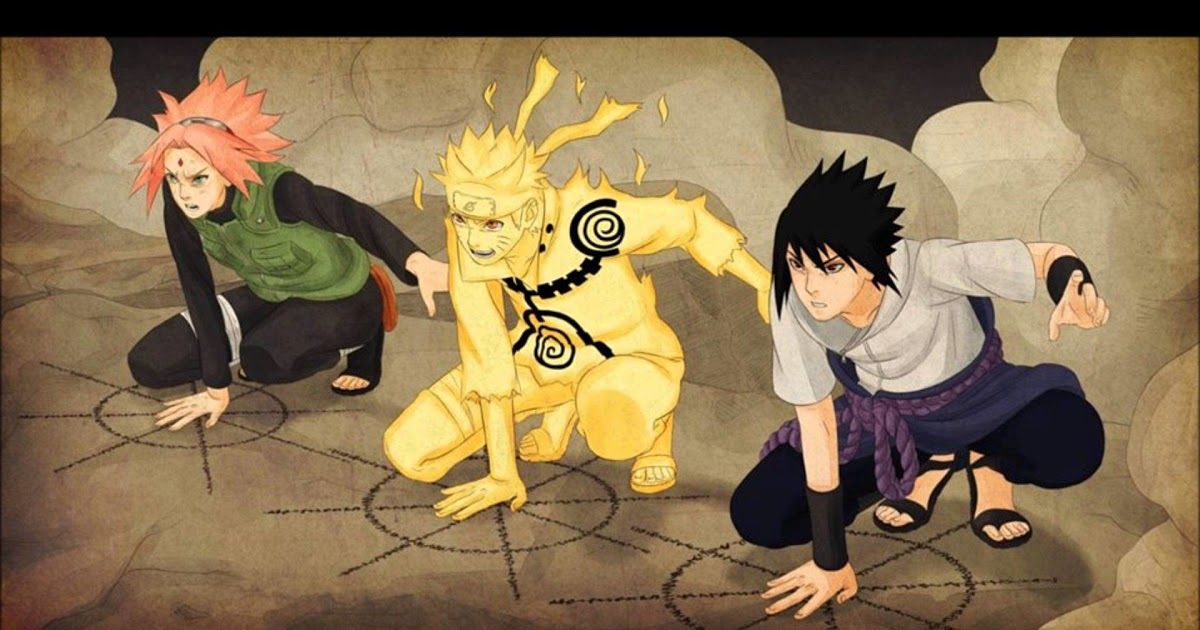 Photo of 10 Anime Group Iphone Wallpaper-  Naruto Team 7 Wallpapers 62 Images – Download …