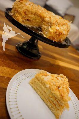 Napoleon Torte Napoleon Kuchen Klassische Torten Gebacke