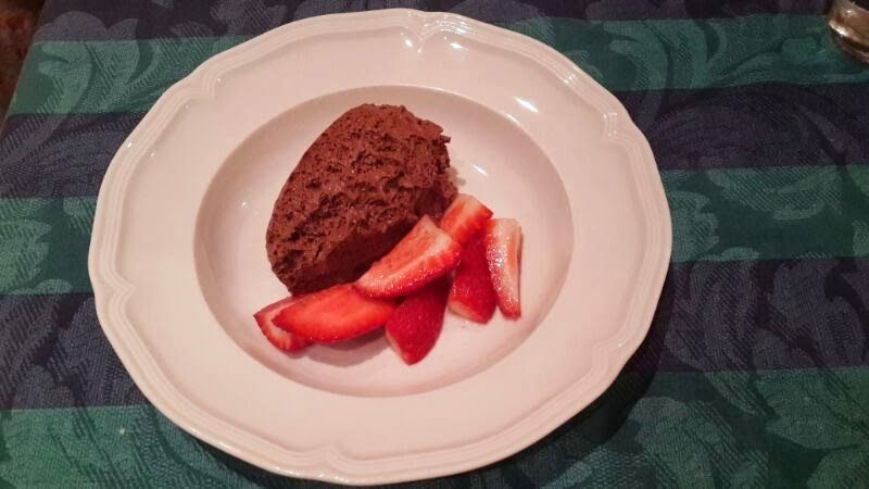 Betty's Kitchen: Chocolate Mousse