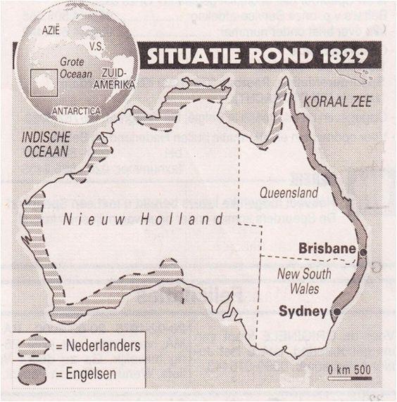 Tivoli Birmingham Al: Nieuw Holland - Holland, Geschiedenis En Australië