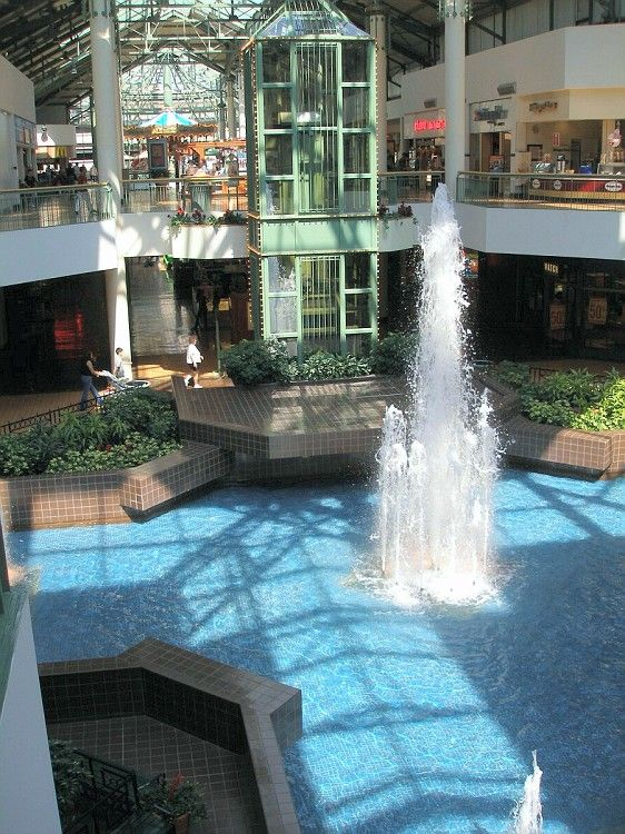 Danbury Fair Mall in Danbury, Connecticut | Connecticut girl
