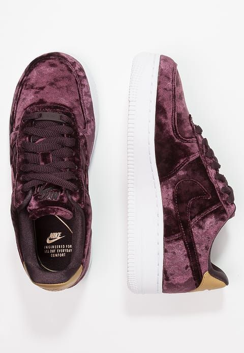 AIR FORCE 1 07 PRM - Baskets basses - port wine summit white in 2019 ... 57b8dac25