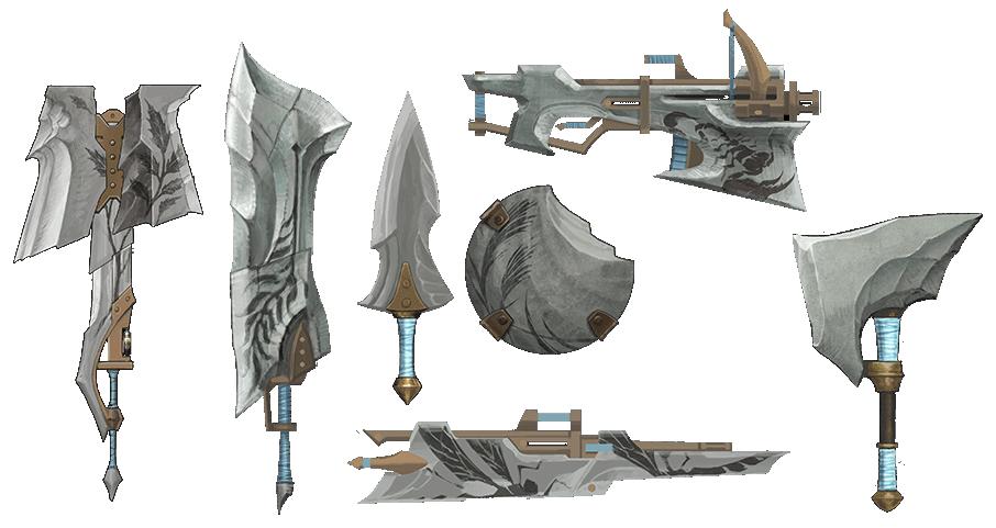 アイスボーン 初期武器