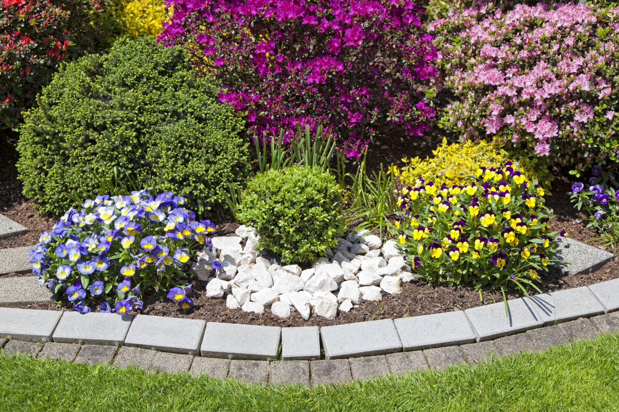 Decoracion de jardines exteriores jardines pinterest for Jardines exteriores