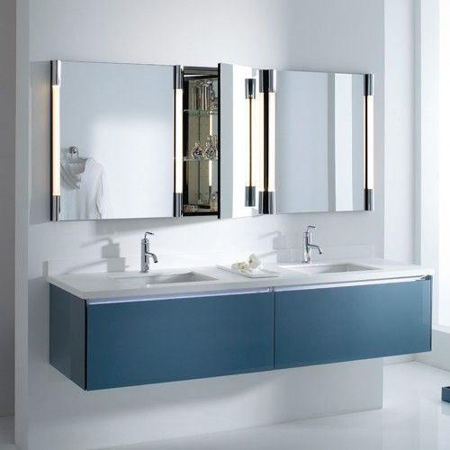 Bathroom Vanity Lighting Concept For Modern Houses: Top 10 Modern Vanity Lights For The Modern Bathroom