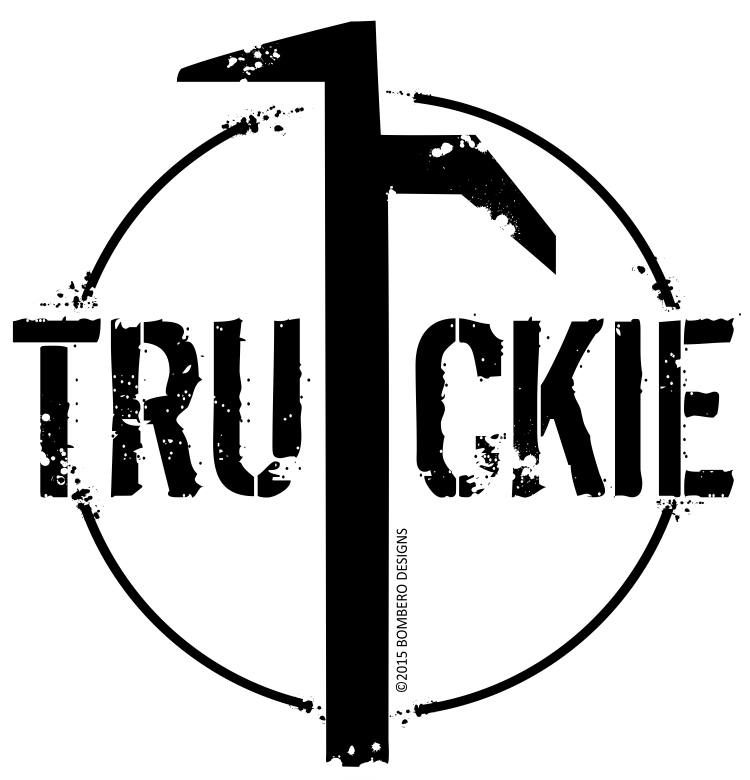 truckie sticker