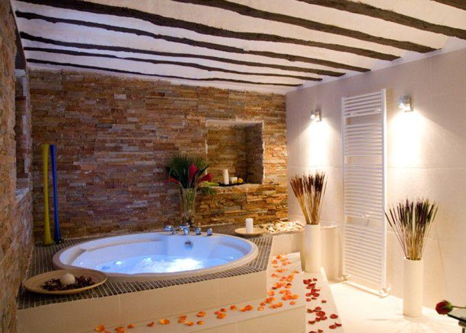 Image result for jacuzzi interior en una casa tipo for Jacuzzi para interior
