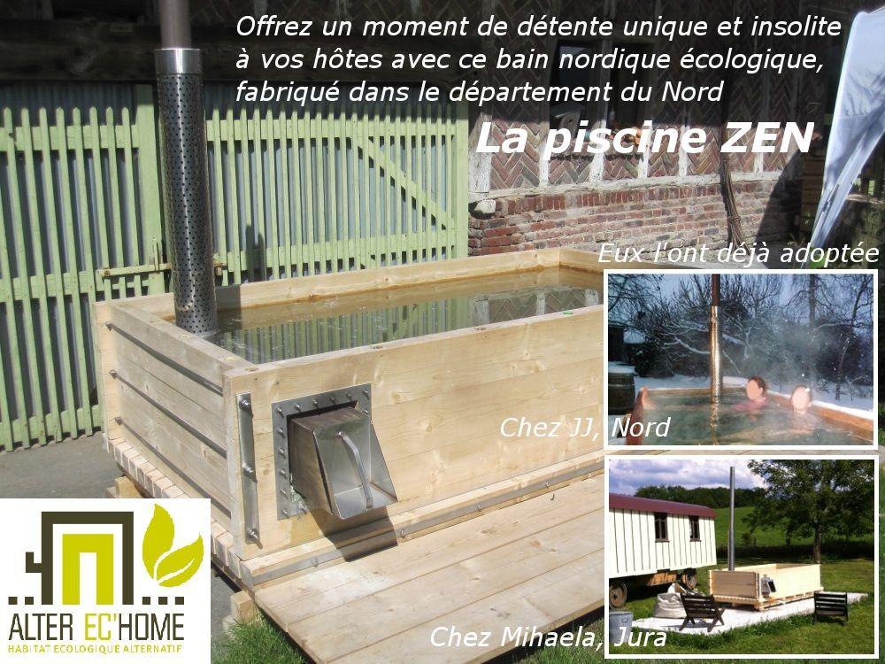 Le bain nordique écologique made in Nord Pas de Calais | Bain ...