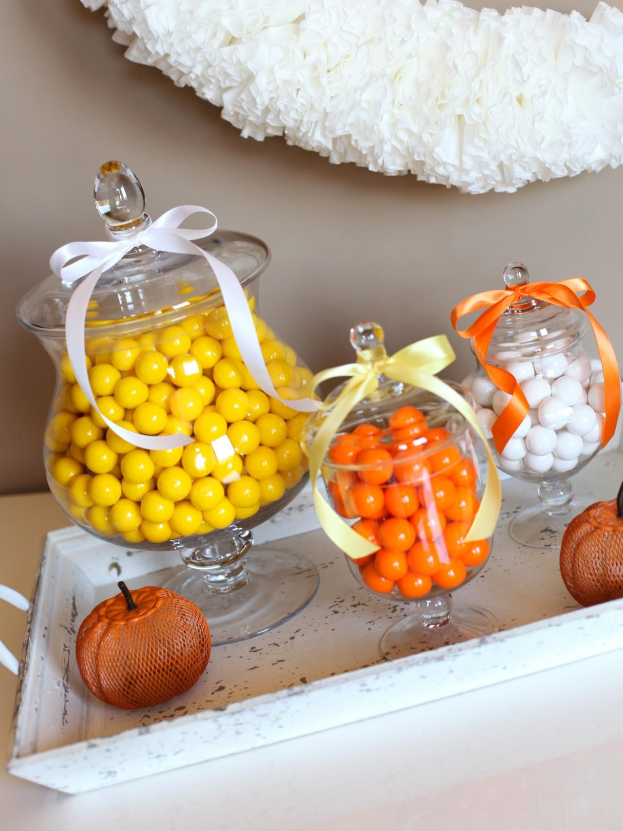 Easy Halloween Party Decorations You Can Make For About $5 Easy - How To Make Halloween Decorations