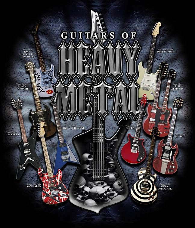 On what topic in Music-Heavy Metal could i write about for a research paper?