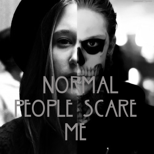 Ahs Quotes: American Horror Story Quotes