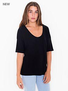 554278919840f Power Wash Deep U-Neck Top | Tops | Tops, T shirts for women, Tank shirt