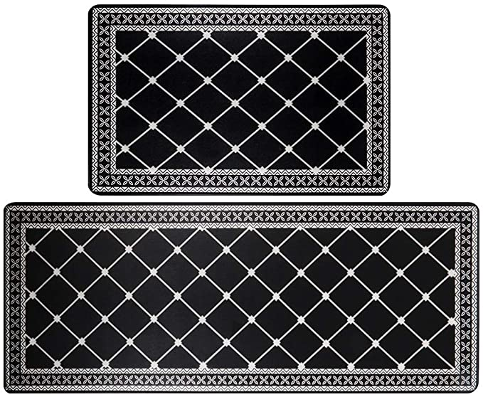 1 8 X 2 10 Solid Diamond Weave Kitchen Rug Made By Design