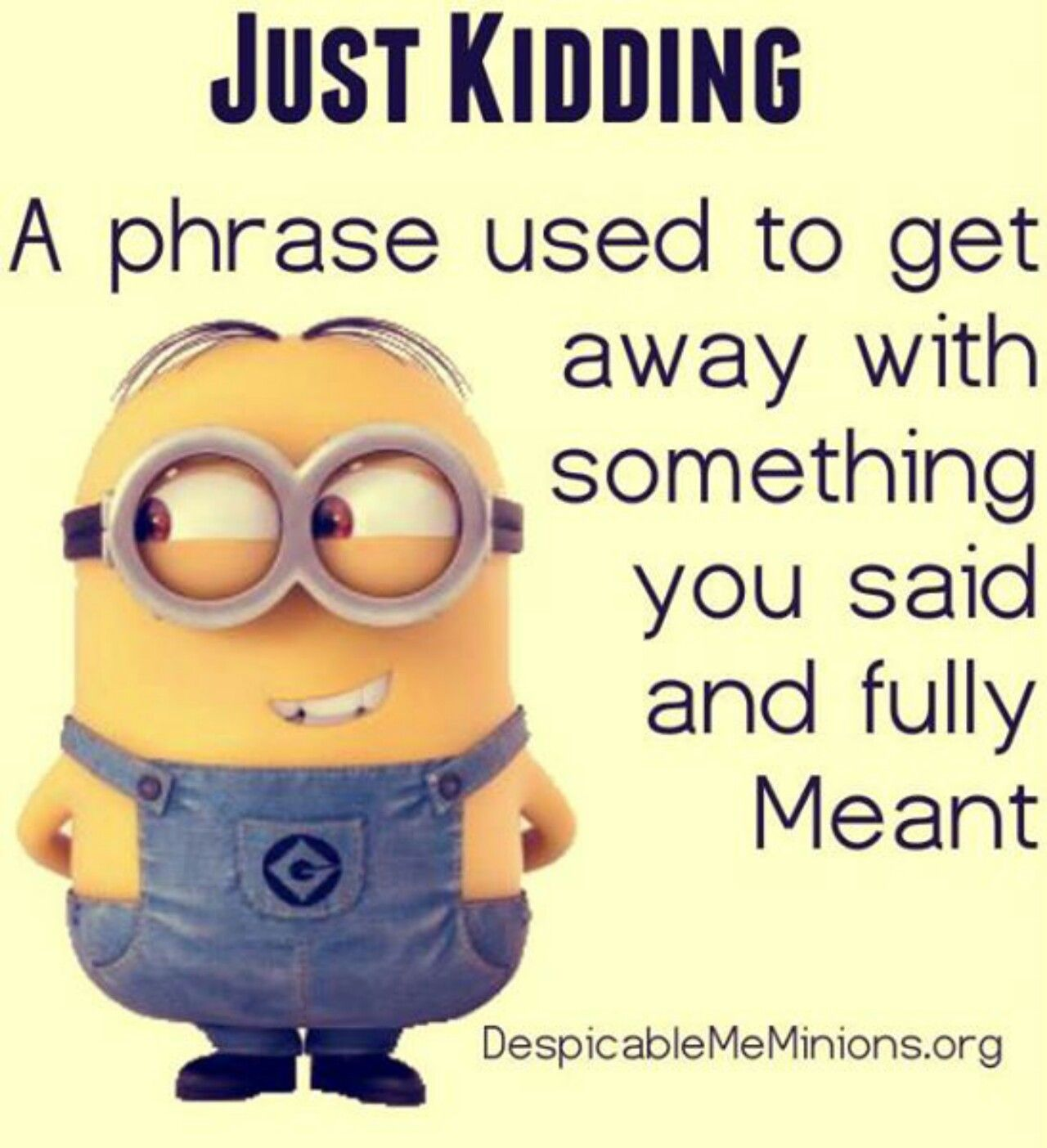 Pin by Jann Muhlhauser on Minions | Funny inspirational ...