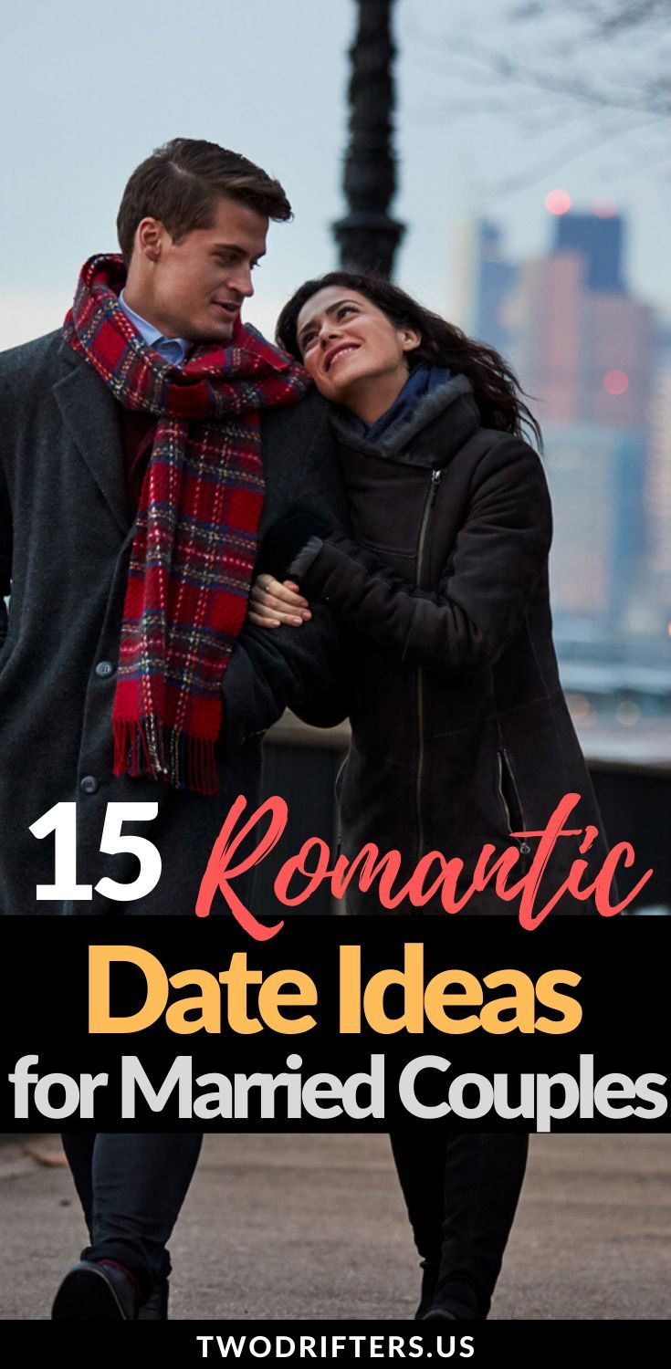 15 Date Night Ideas for Married Couples that are Totally Adorable