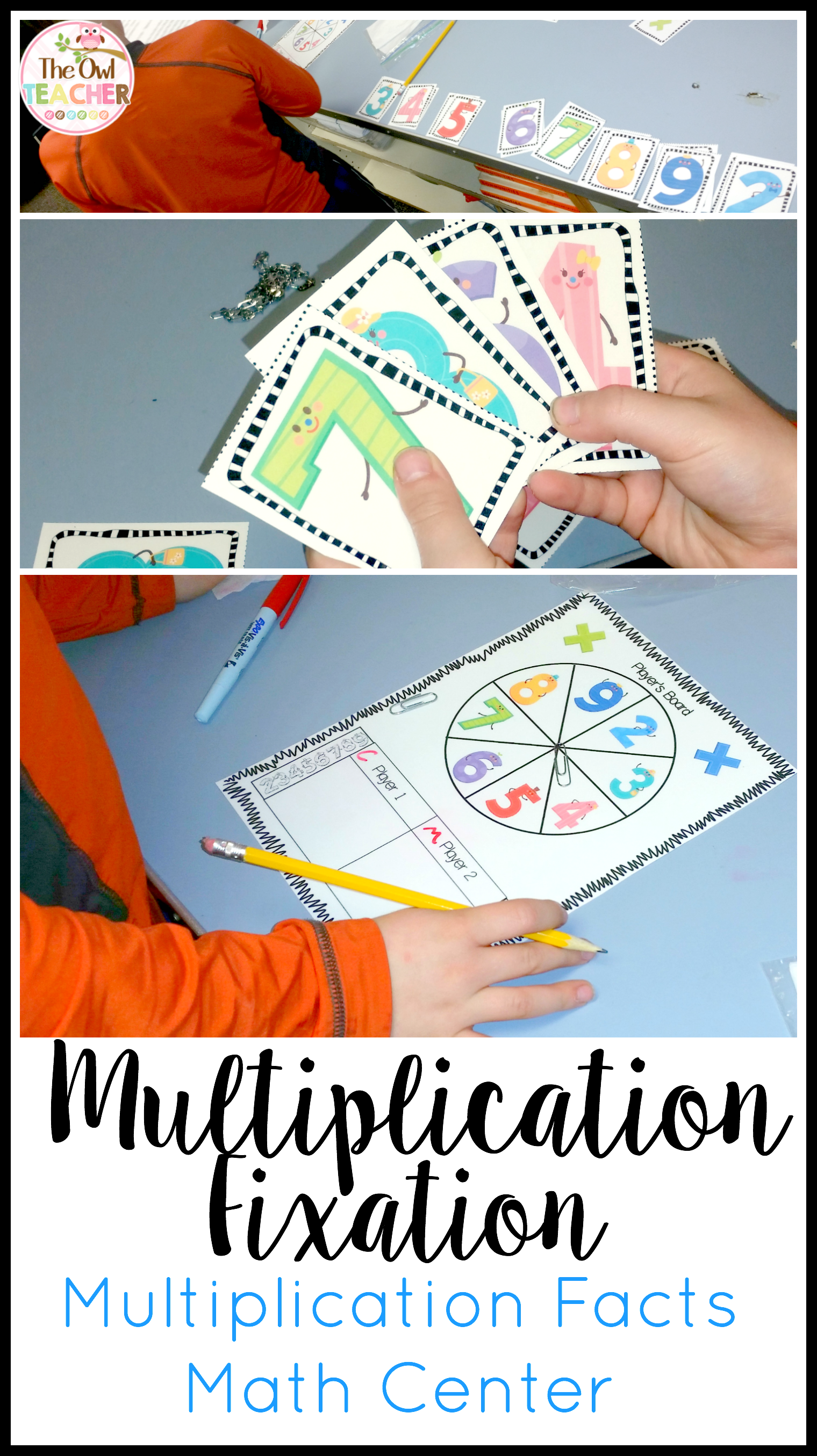 Multiplication Facts Practice Game (Like Trivia Crack ...