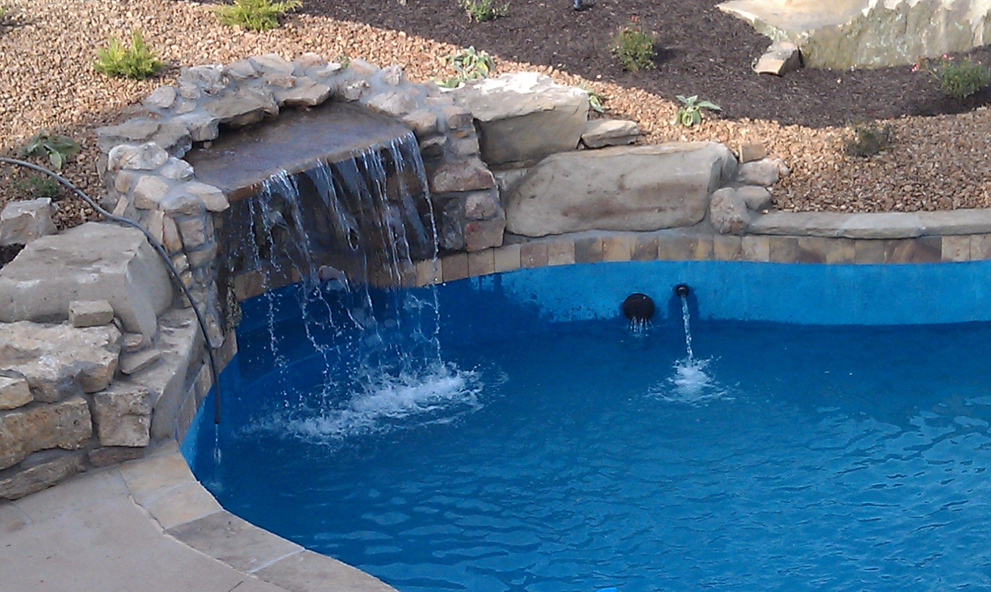 Blue Haven Pools Of Kansas City  Custom, Free Form,