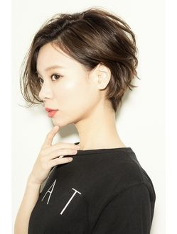 Nice Haircut ヘアースタイル ヘアスタイル ショート パーマ