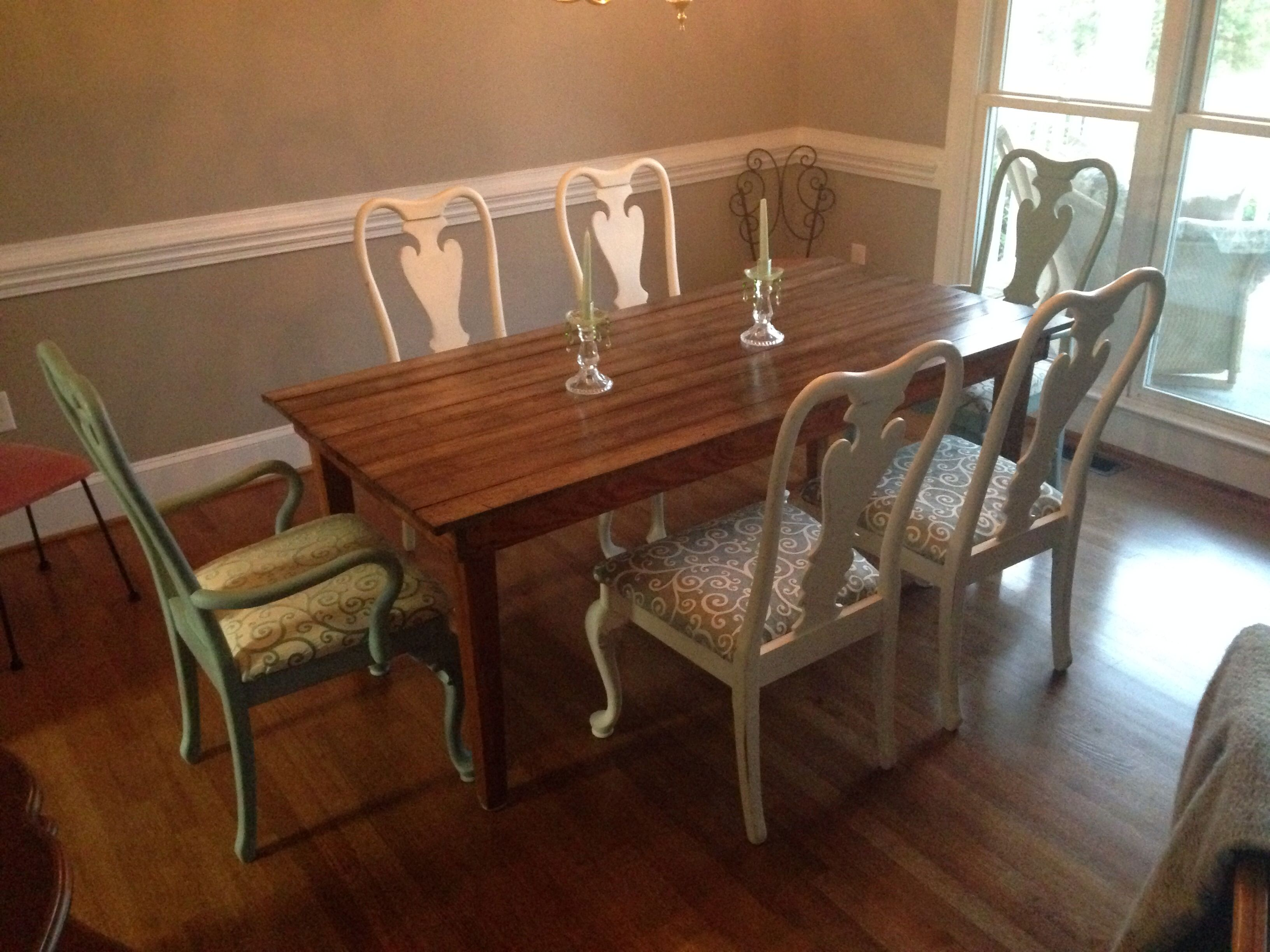 nc wood furniture paint. My Farmhouse Table From Vintage On The Hill In Midland , NC. Can\u0027t Decide If I Should Paint Legs And Underneath Top Old White With Annie Sloan Nc Wood Furniture C