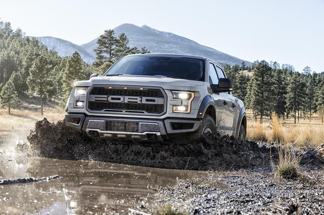 Off Road Rage Pre Production Model Shown Available Fall 2016 Try To Avoid Water Higher Than The Bottom Of The Hu Ford F150 Raptor Ford Raptor Ford Trucks