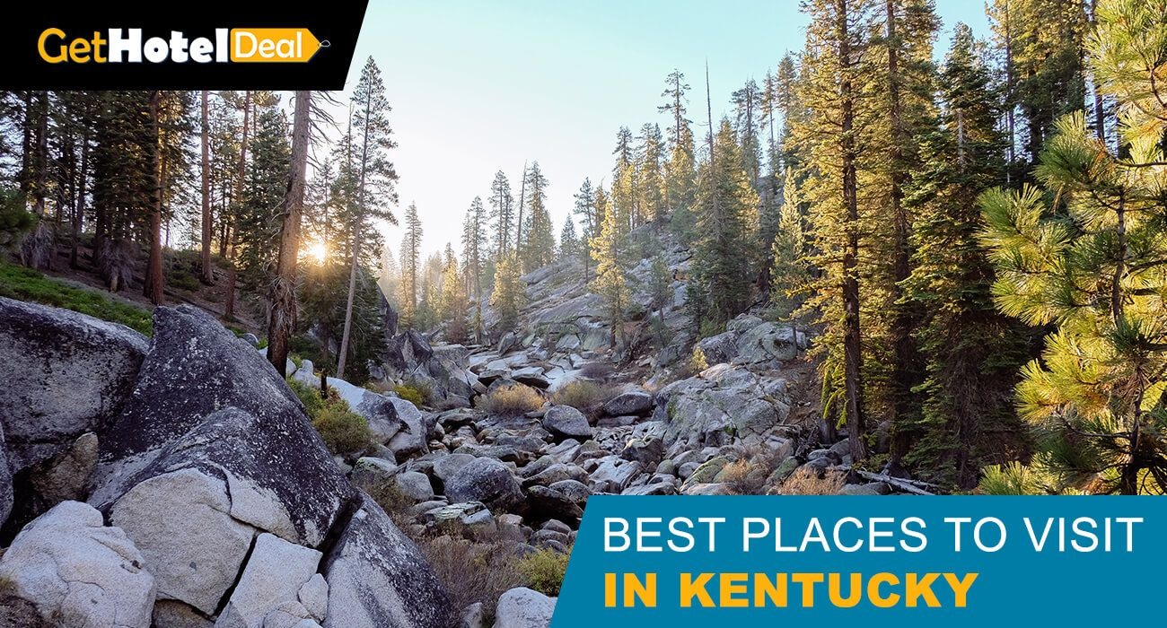 Most stunning places to visit in Kentucky that are worth a