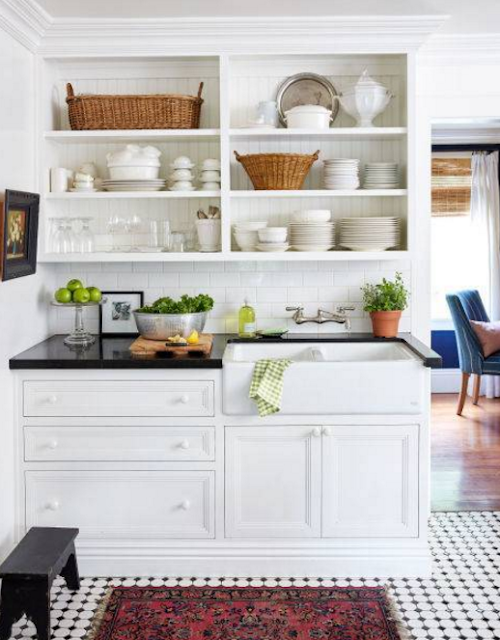 Open Shelving Ideas For Your Kitchen Pantry Kitchen Cabinets