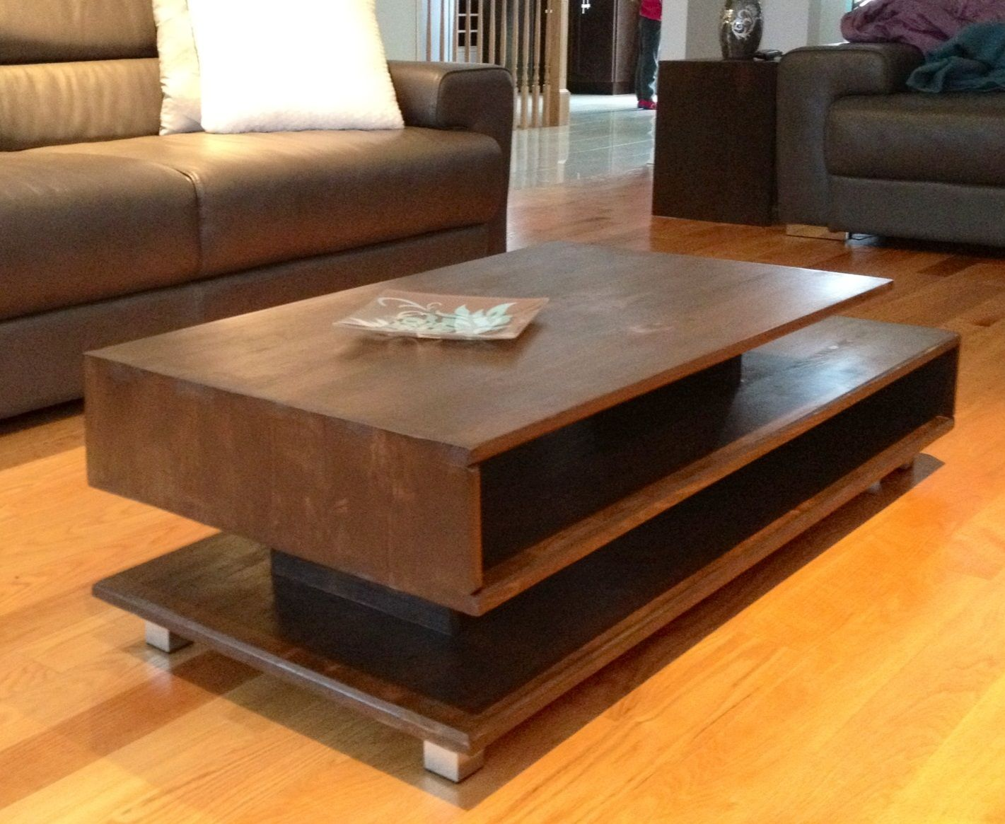 Modern Living Room Tables modern coffee tables with storage collection : fabulous zigzag
