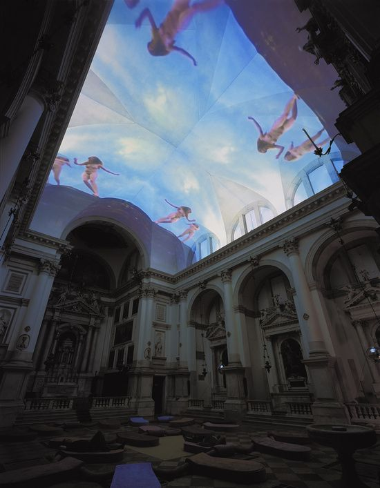 4 November 2010: Pipilotti Rist, Selected Installations & Interview #audiovideo