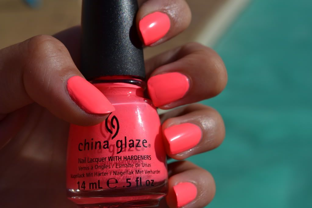 SWATCHED: China Glaze Flip Flop Fantasy | China glaze, Pedicures and ...