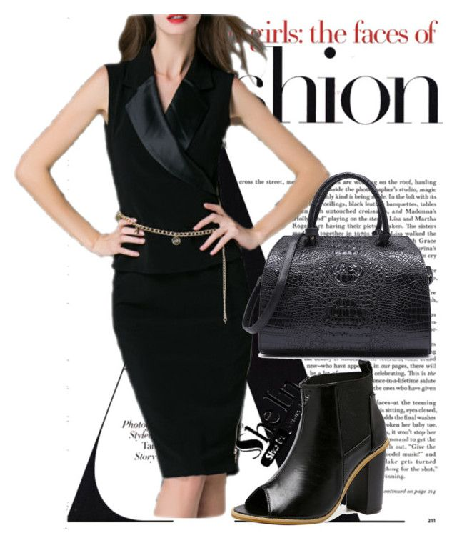 """""""SheIn #3/6"""" by s-o-polyvore ❤ liked on Polyvore"""