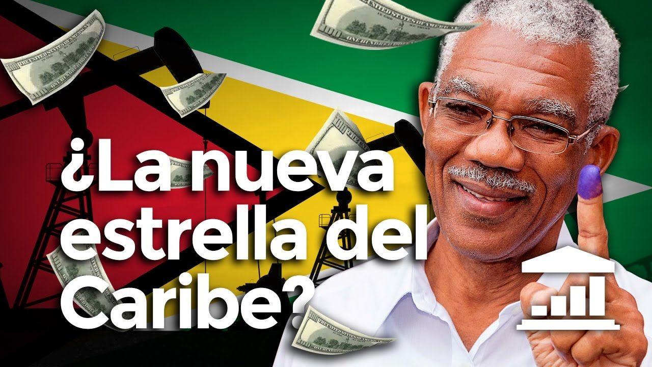 ¿La nueva POTENCIA petrolera de SUDAMÉRICA? - VisualPolitik