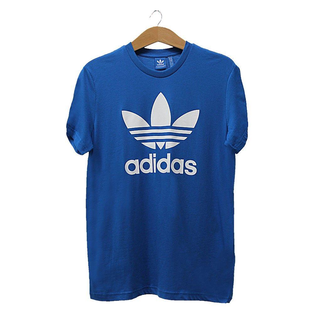 f7f9a87cd544c Camiseta adidas Adi Trefoil Masculino