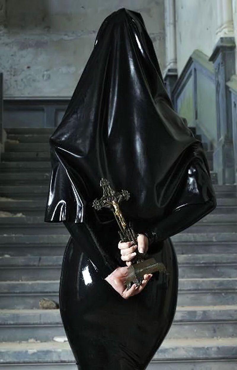 Nun sexy Latex... Wow, nice ! | Satanic bitch Num | Hot ...