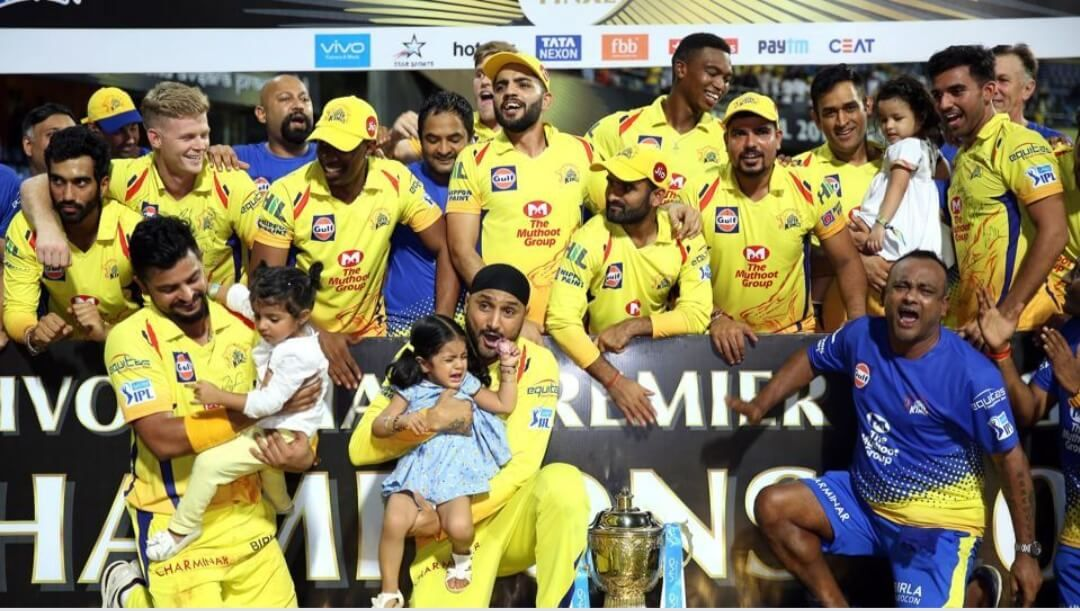 Chennai super kings team in ipl 2019 Chennai super kings