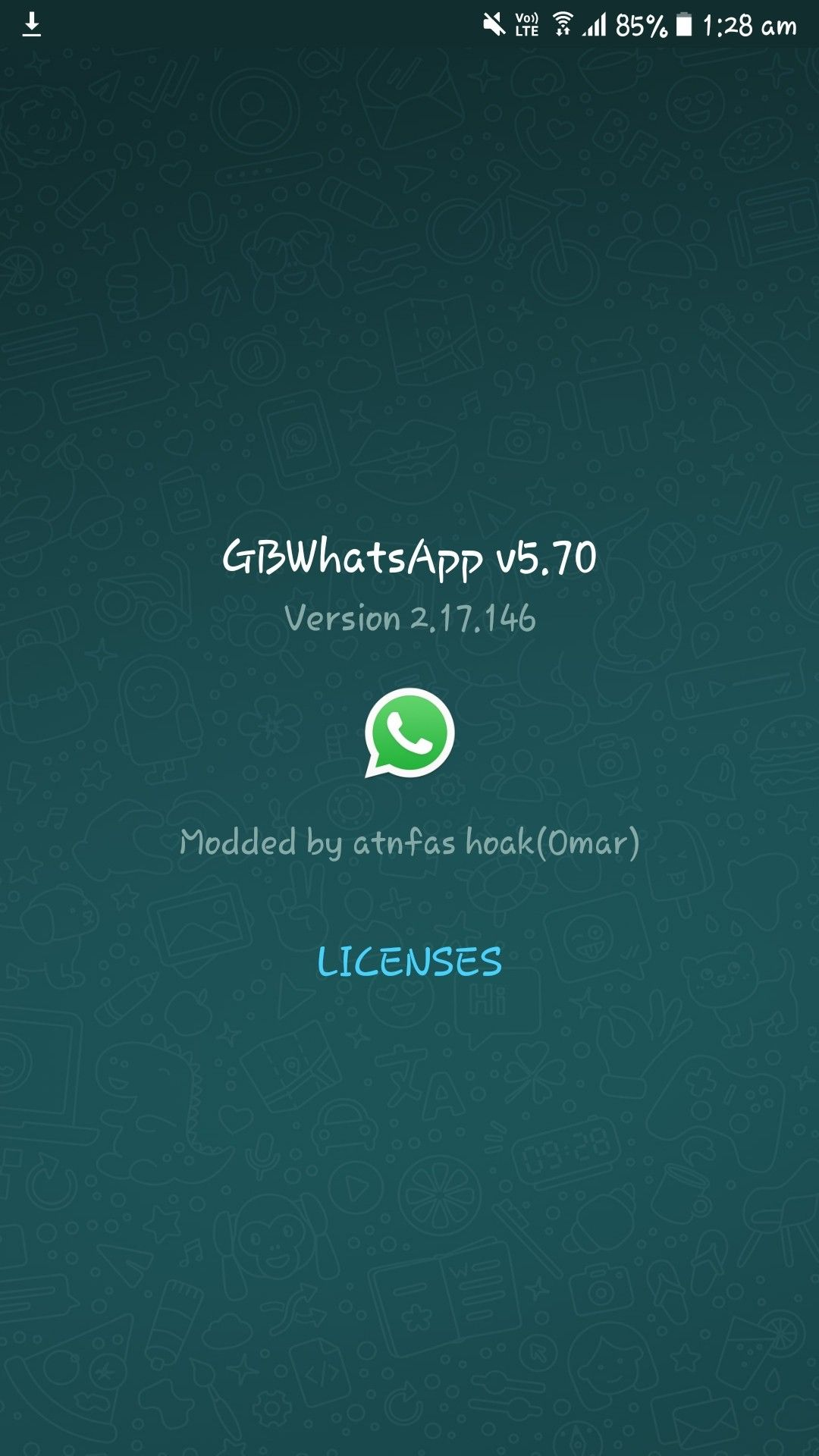 If u want whatsapp plus for android just install hike