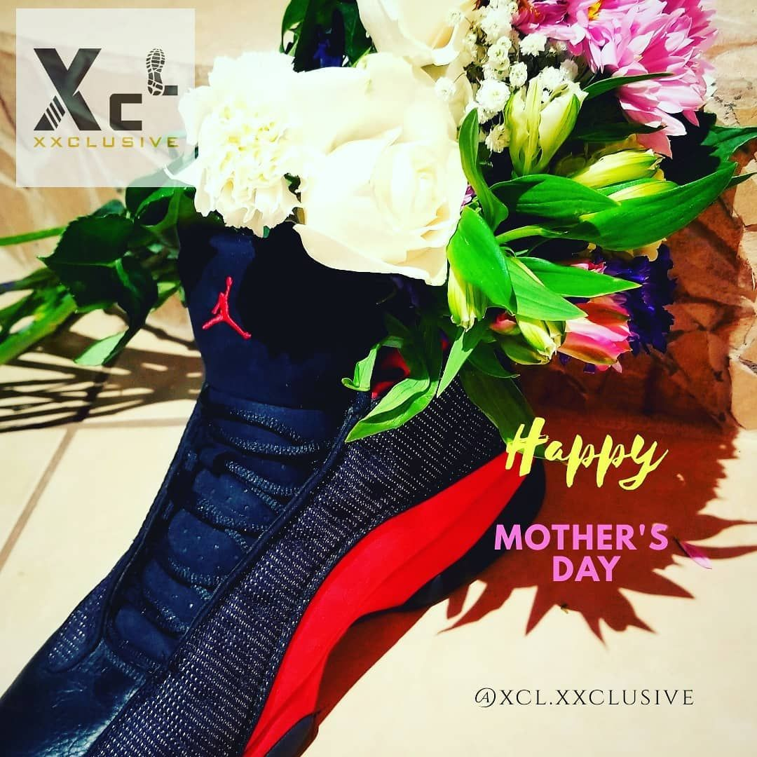 505011a6c4 Sneaker bouquet for all those great sneakermoms out there. We salute you  all. Happy mother's day! xcl.xxclusive #jordans #jordan13…