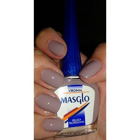 Hermoso Color De Masglo Oficial Masglocolombia Virginal Esmalte