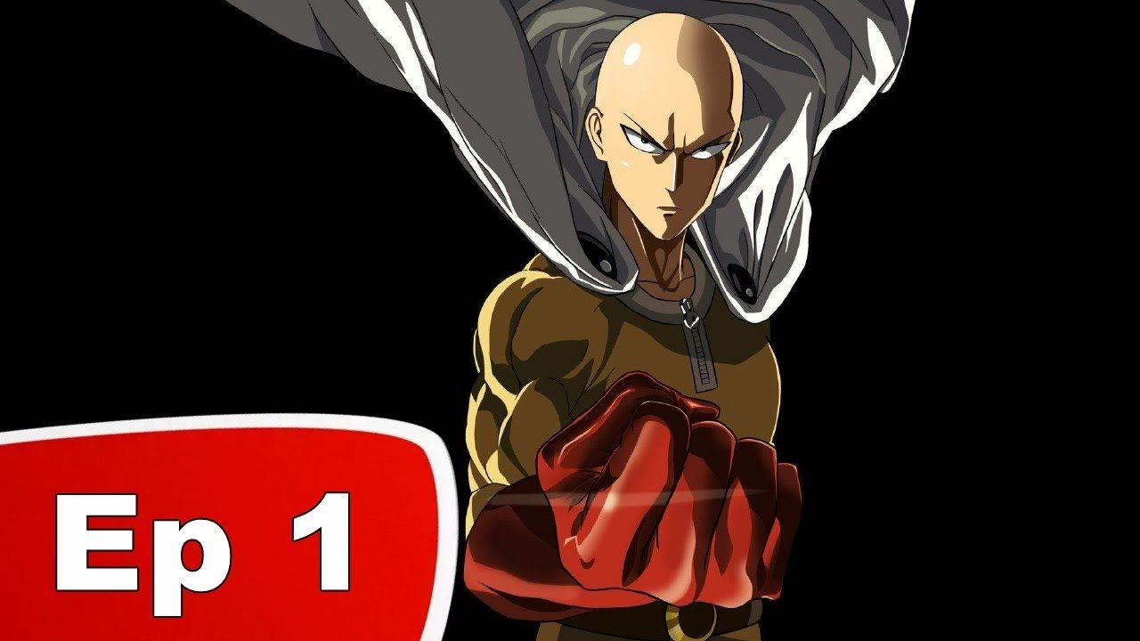 Anime One Punch Man Episode 1 English Dub