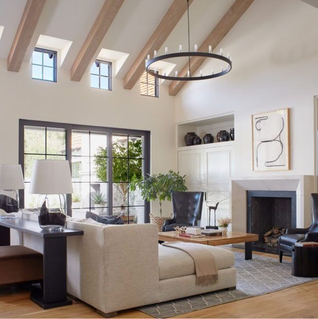 30 fantastic transitional furniture decoration ideas you on extraordinary living room ideas with lighting id=82139