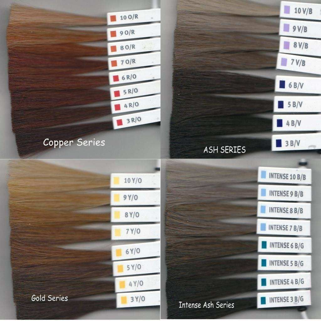 Aveda Hair Color Chart Full Spectrum In 2020 Hair Color Chart Loreal Hair Hair Color Dark