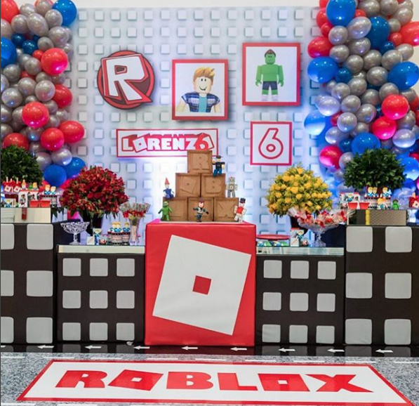 Roblox Birthday Theme Buscar Con Google Fiestas De - what roblox has forgotten