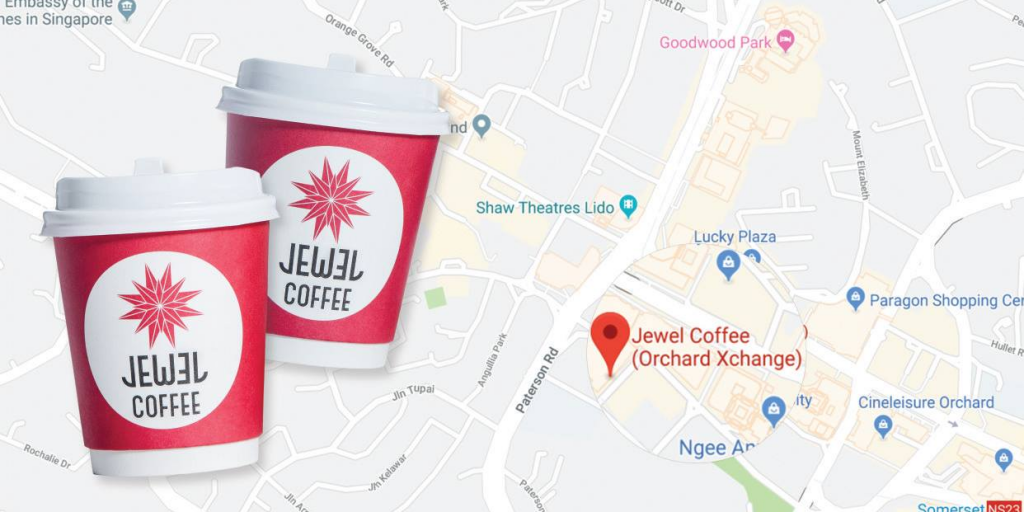 Jewel Coffee Singapore Enjoy All Week 1 For 1 Promotion 14 18 Jan 2019 Enjoyment Singapore Jewels