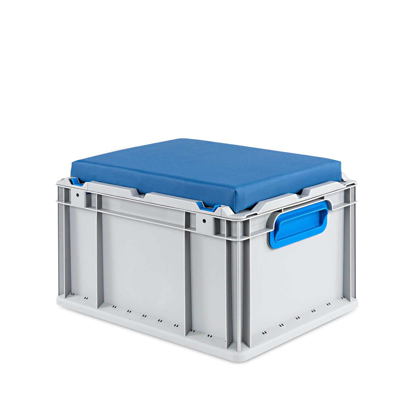 eurobox nextgen seat box griffe geschlossen 43 22 camper van diy camping tours camper. Black Bedroom Furniture Sets. Home Design Ideas
