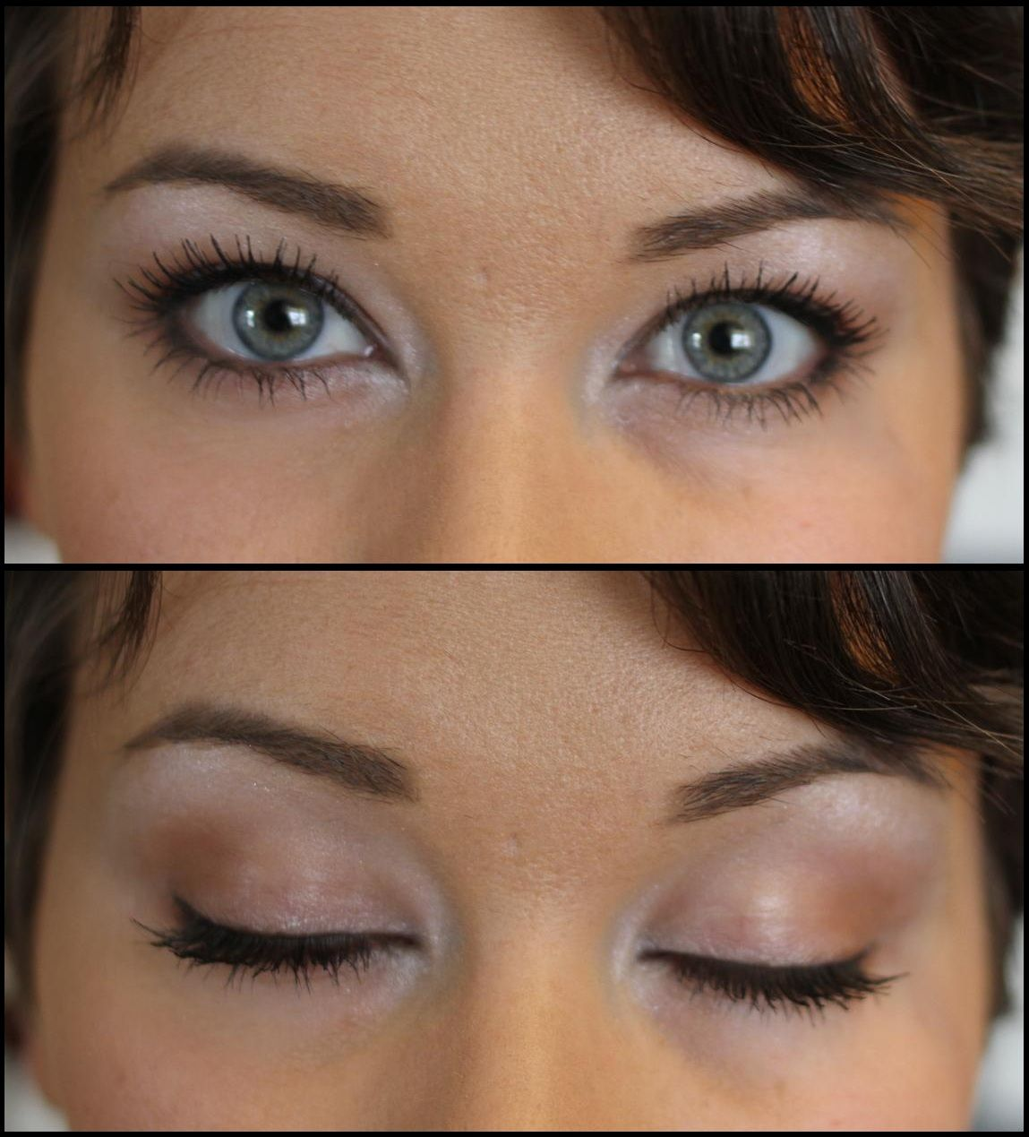 small collage (With images)   Eye makeup, Makeup, Hooded ...